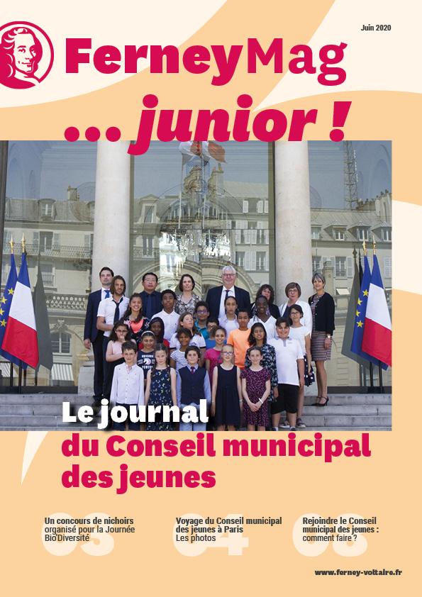 FerneyMag Junior ! juin 2020