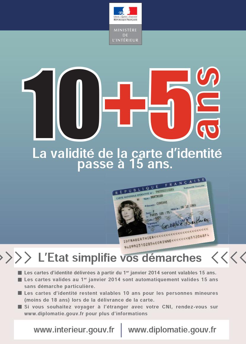 démarche carte identité