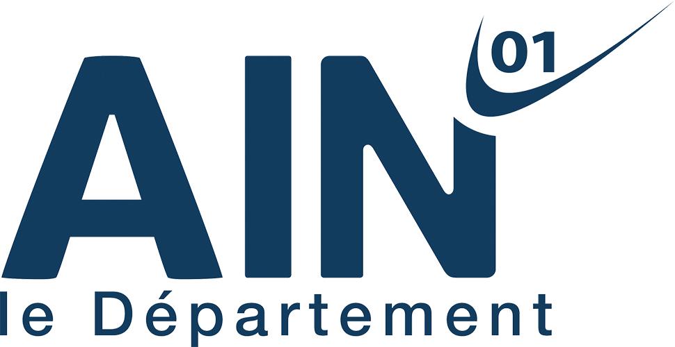 Logo Ain département