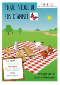 menu cantine 5 juillet 2019