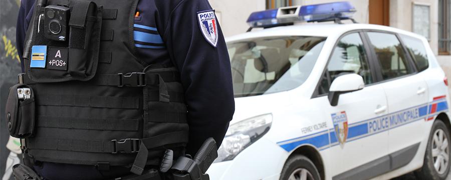 Armement des policiers municipaux et transparence des interventions