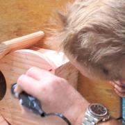 Atelier familles : Pyrogravure sur nichoir