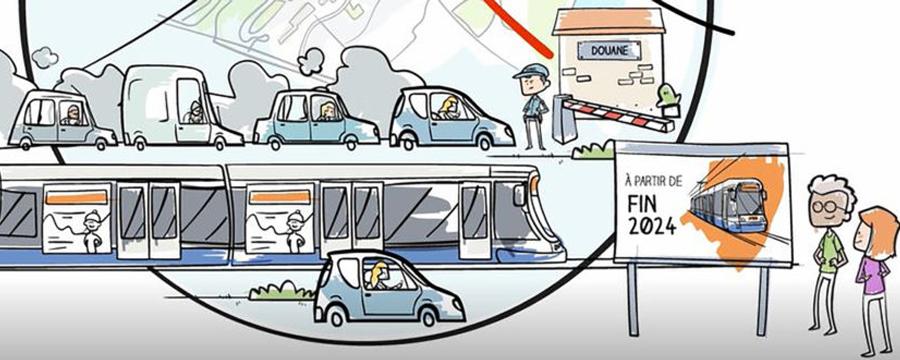 concertation Tram