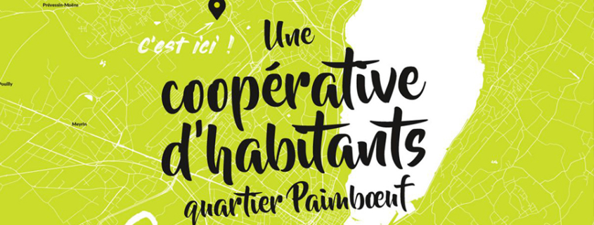 Création d'une coopérative d'habitants dans le futur quartier Paimboeuf