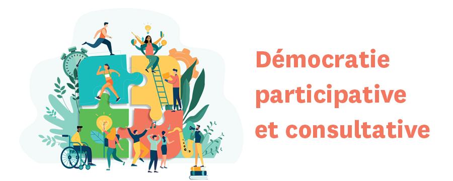 Actu démocratie participative et consultative