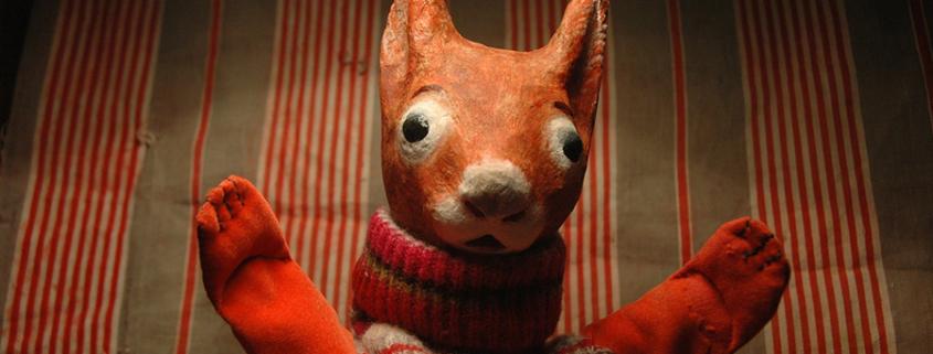 Marionnettes du marché : Heureux qui, comme Ulysse