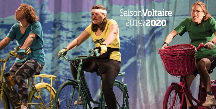 Saison Voltaire : Les Petites reines
