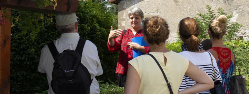 visites guidées de Ferney-Voltaire