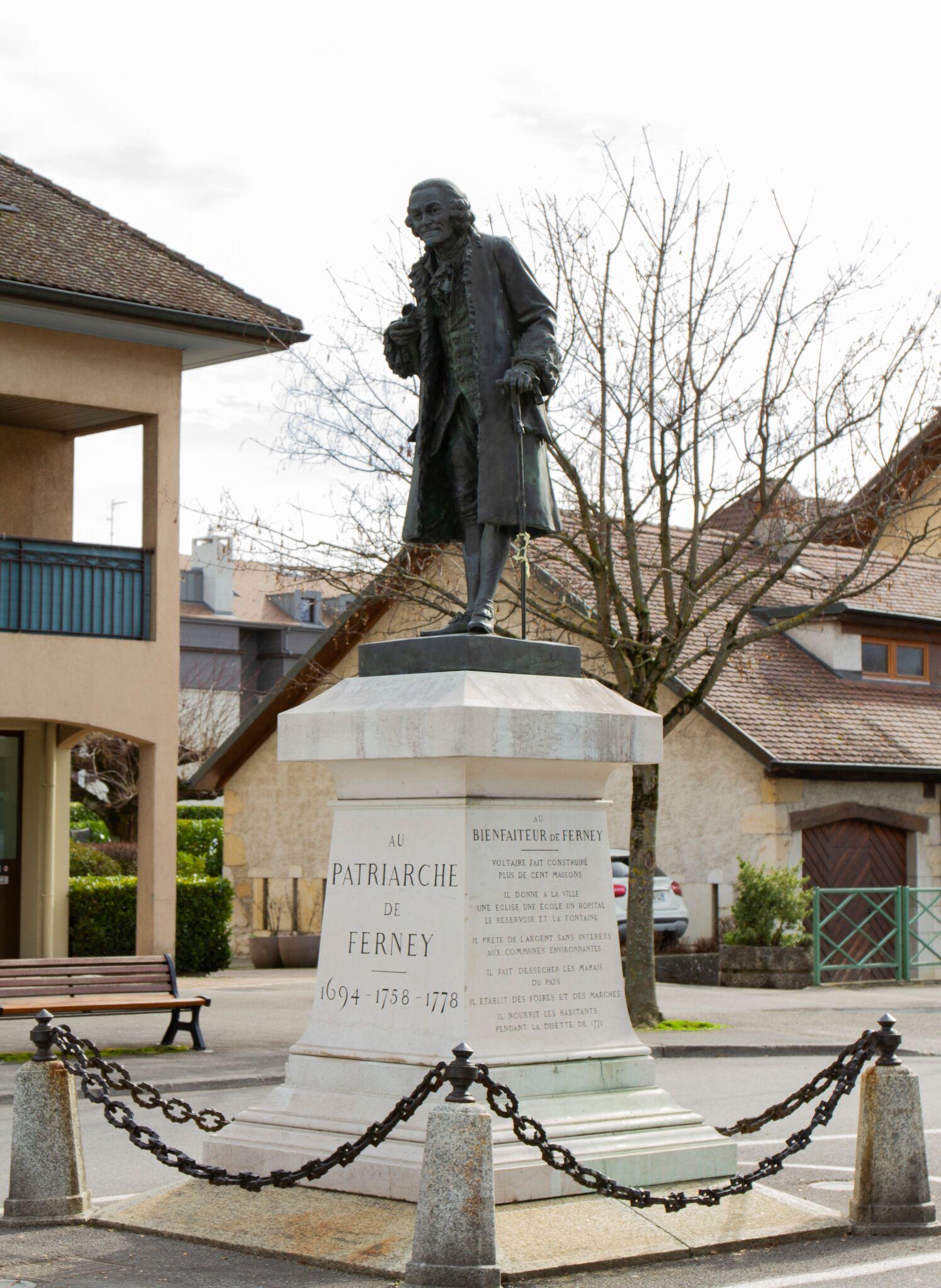 Patrimoine - Mairie de Ferney-Voltaire